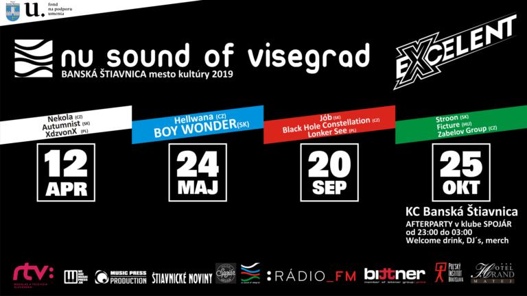 Nu Sound of Visegrad : Banská Štiavnica 2019