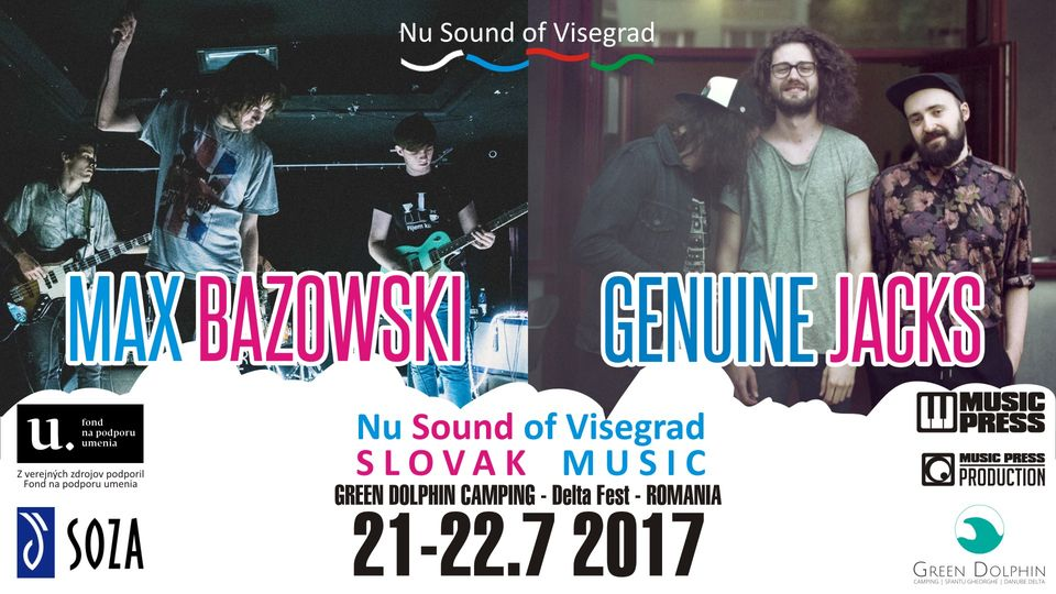 Nu Sound of Visegrad : Slovak Music - Romania