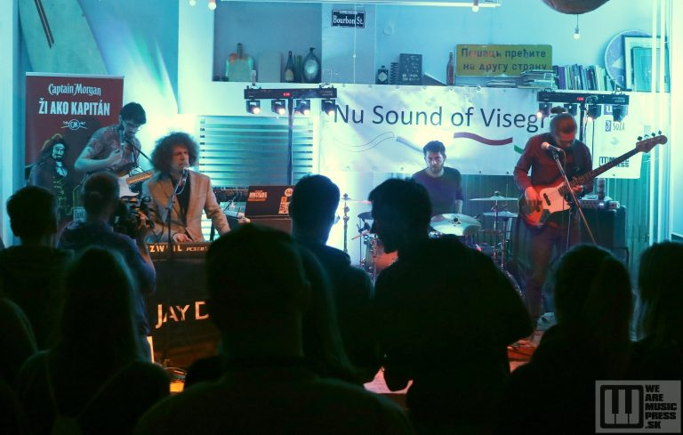 Nu Sound of Visegrad - Novi Sad , Srbsko 2018/ Jay Delver & GRŇA / photo by: David MJRSK