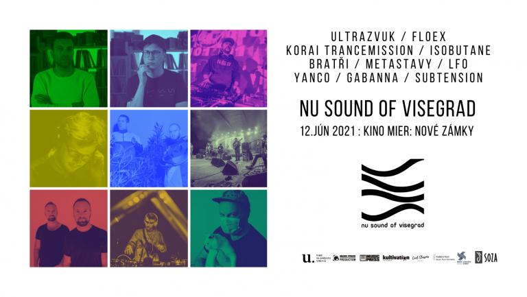 Nu Sound of Visegrad - Nové Zámky 2021